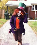 The Madd Hatter Costume