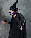 Maleficent at the Costume Ball Costume