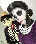Mama Imelda and Hector Rivera from Coco Costume