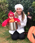 Mama's Lobster Stew Costume
