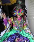 Mardi Gras Float Costume