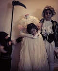 Marie Antoinette, Executioner, and Louis XVI Costume