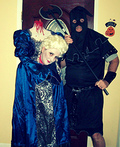 Marie Antoinette & the Executioner Costume