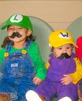Mario Family Costume