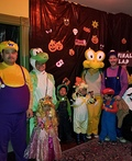 Mario Party Costume