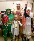 Masters of the Universe Costume