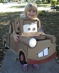 Mater the Tow Truck Costume