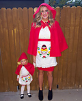Matryoshka Russian Nesting Dolls Costume