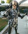Medieval Predator Costume