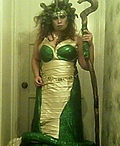 Medusa the Gorgon Costume