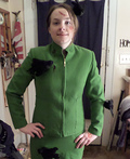 Melanie from The Birds Costume
