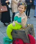 Mermaid Treasure Costume