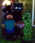 Minecraft Costume