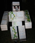 Minecraft Iron Golem Costume