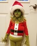 Mini Grinch Costume