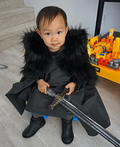 Mini Jon Snow Costume