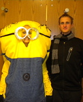 Minion and Gru Costume