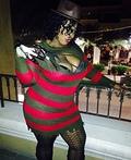 Miss Krueger, Freddy's Girl Costume