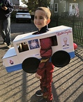 Mister Softee Costume