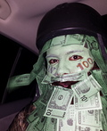 Money Man Costume