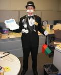 Monopoly Man Costume