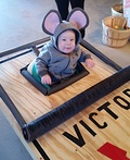 Mouse in a Mouse Trap Costume