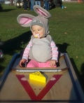 Mouse in Trap Costume