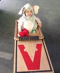 Mouse Trap Costume