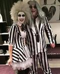 Mr and Mrs Beetlejuice Costume