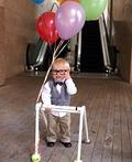 Mr. Fredricksen from UP Costume