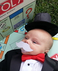 Mr. Monopoly Costume