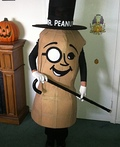 Mr. Peanut Costume