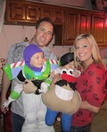 Mr. Potato Head & Buzz Lightyear Costume