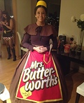 Mrs. Butterworth Costume