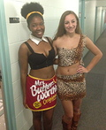 Mrs. Butterworth's Syrup Costume