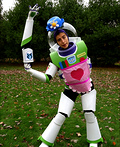 Mrs. Buzz Lightyear Costume