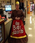 Ms. Butterworth Costume