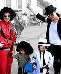 Multi-Staged Michael Jackson Costume