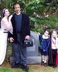 Munsters Family Costume