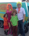 Mystery Incorporated Costume