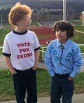Napoleon and Pedro Costume