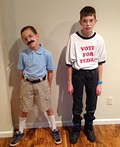 Napoleon Dynamite and Kip Costume