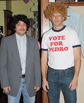 Napoleon Dynamite and Pedro Costume
