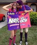 Nerd's Candy Costume