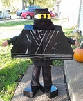 Ninja Lego Man Costume