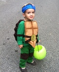 Ninja Turtle Cutie Costume