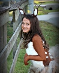 Oh My Deer! Costume