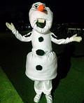 Olaf Costume