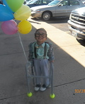 Old Man from Up Costume
