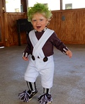 Oompa Loompa Doompa-Dee-Do Costume